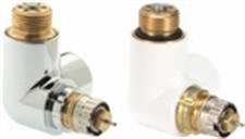 Exkluzivní termostatické ventily RA-URX