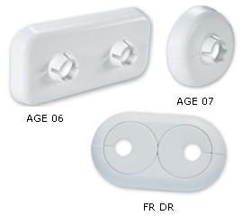 Krytka potrubí IVAR.AGE 06, IVAR.AGE 07, IVAR.FR DR